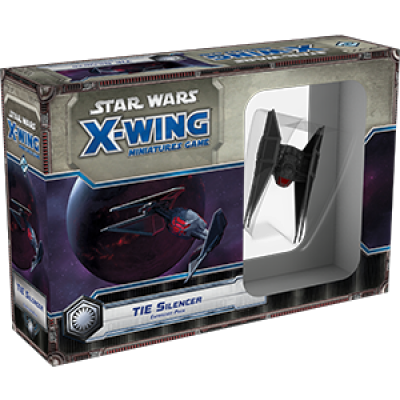 Star Wars X-Wing: TIE Silencer Expansion Pack, German