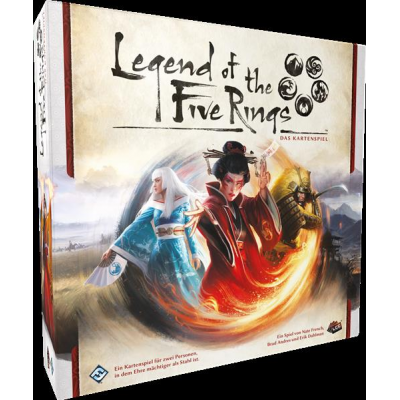 Legend of the Five Rings: LCG - Grundspiel, Deutsch