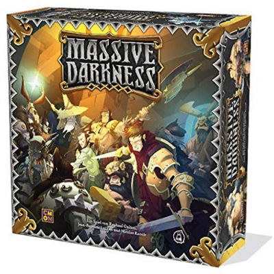 Massive Darkness - Grundspiel, Deutsch