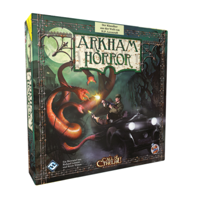 Arkham Horror  - Core Set, German
