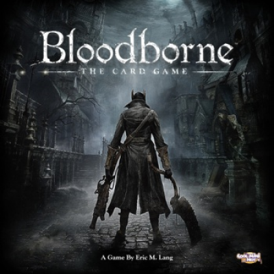 Bloodborne: The Card Game, English
