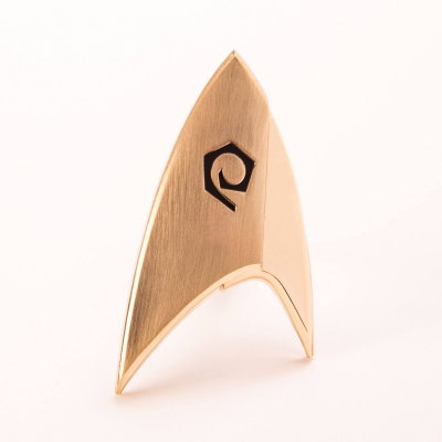 Star Trek Discovery Replica 1/1 Magnetic Starfleet...