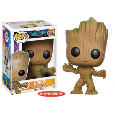 Guardians of the Galaxy Vol. 2 Super Sized POP! Marvel...