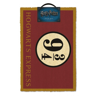 Harry Potter Doormat Hogwarts Express 40 x 60 cm