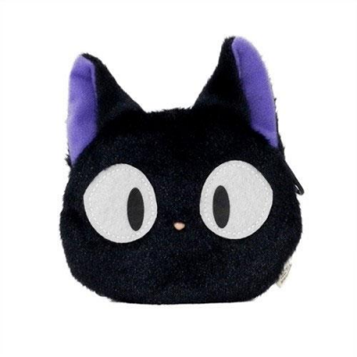 Kikis Delivery Service Plush Coin Purse Jiji 12 cm