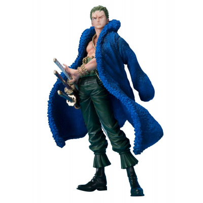 One Piece FiguartsZERO PVC Statue Lorenor Zorro 20th...