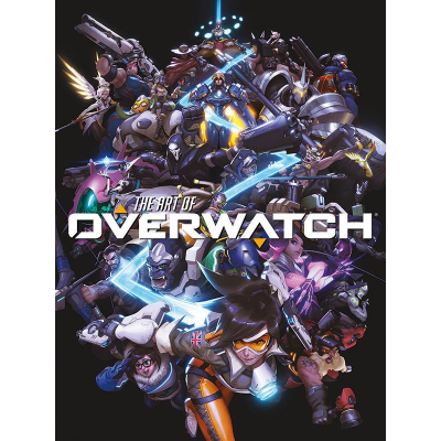 Overwatch: Art Book The Art of Overwatch, English