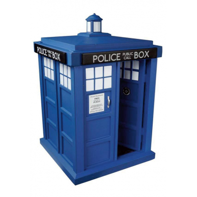 Doctor Who POP! Television Vinyl Figure Tardis 15 cm