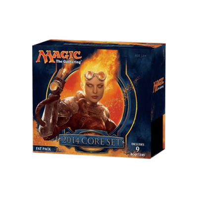 MTG - Magic 2014 Core Set Fat Pack, Englisch