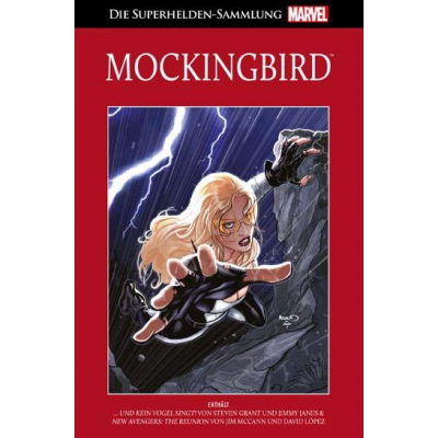 Hachette Rote Marvel Collection 23: Mockingbird