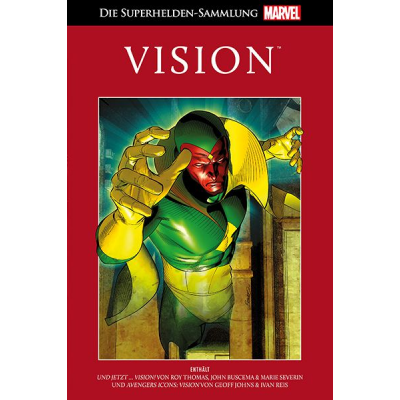 Hachette Rote Marvel Collection 16: Vision