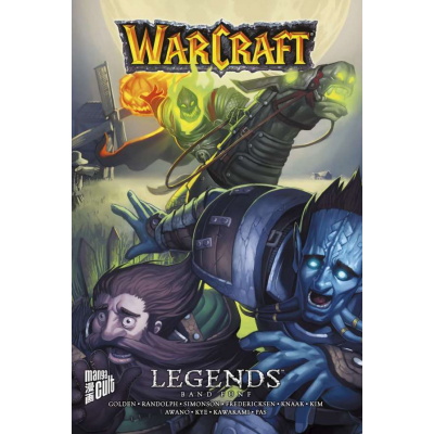 Warcraft: Legends 05 (Erstauflage mit exklusiver...