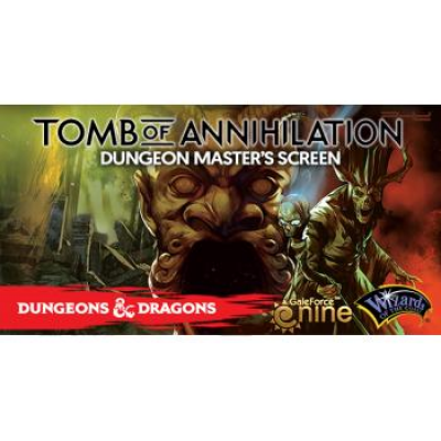 Dungeons & Dragons RPG: Tomb of Annihilation Dungeon...