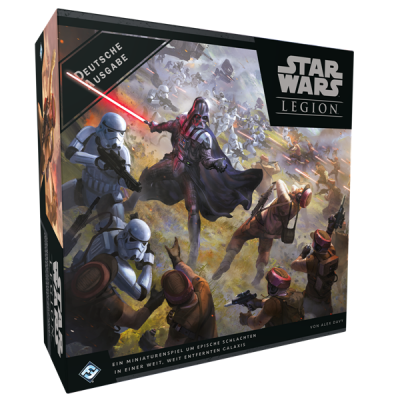 Star Wars Legion: Grundspiel, German