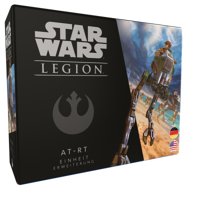 Star Wars Legion: AT-RT Einheit-Erweiterung, German/English