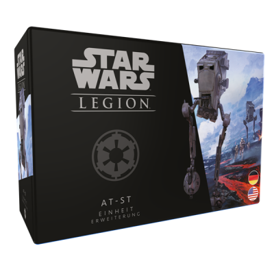Star Wars Legion: AT-ST Einheit-Erweiterung, German/English