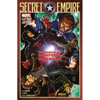 Secret Empire 02