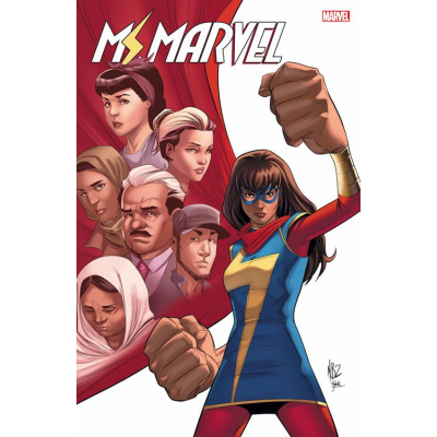 Ms. Marvel (All New 2016) 4: Im Namen der Freiheit