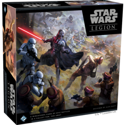 Star Wars Legion: Grundspiel (EN)