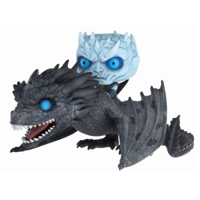 Game of Thrones POP! Rides Vinyl Figure Night King &...