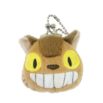 My Neighbor Totoro Mini Plush Coin Purse Catbus 8 cm