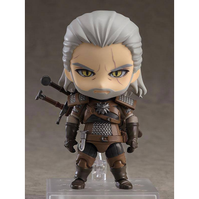 The Witcher 3 Wild Hunt Nendoroid Action Figure Geralt...