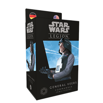 Star Wars Legion: General Veers Commander-Erweiterung,...