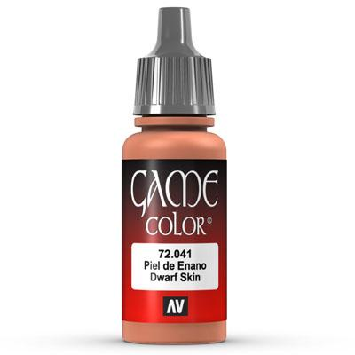 Vallejo Game Color: 041 Dwarf Skin, 17 ml