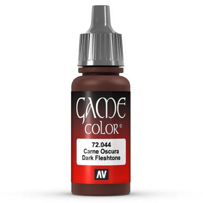 Vallejo Game Color: 044 Dark Fleshtone, 17 ml