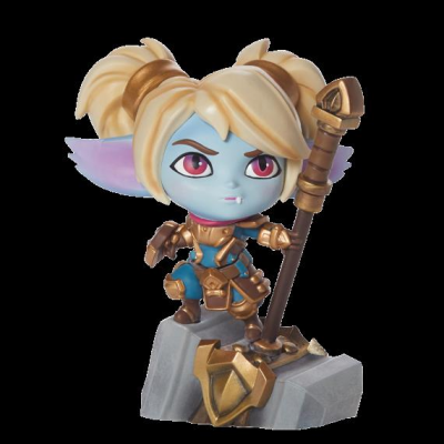 League of Legends Figure Poppy