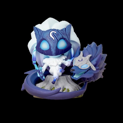 League of Legends Figur Kindred