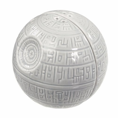 Star Wars Salt and Pepper Shakers Death Star