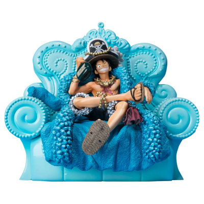 One Piece FiguartsZERO PVC Statue Monkey D. Luffy 20th...