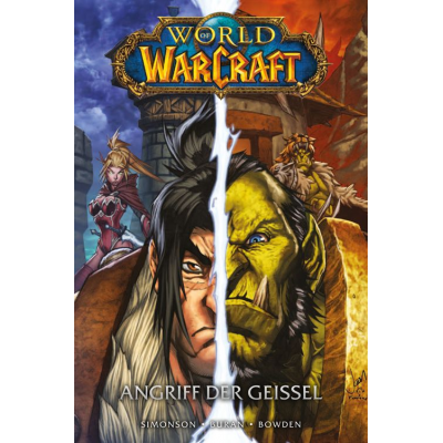 World of Warcraft 3: Angriff der Geißel