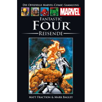 Hachette Marvel Collection 134: Fantastic Four: Reisende