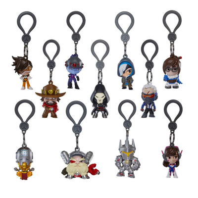 Overwatch Backpack Hangers Mystery Bag