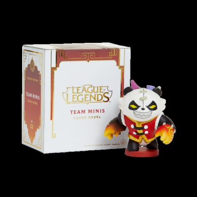 League of Legends Figur Lunar Revel Team Mini - Panda Tibbers