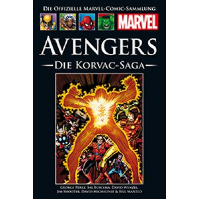 Hachette Marvel Collection 90: Avengers - Die Korvac-Saga