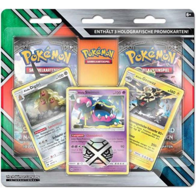PKM - Enhanced 2-Pack Blister, Deutsch