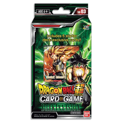 Dragon Ball Super Card Game - The Dark Invasion Starter...