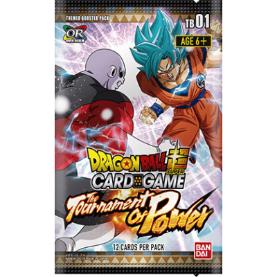 Dragon Ball Super Card Game - Tournament of Power...