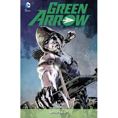 Green Arrow Megaband 4: Wolfsblut