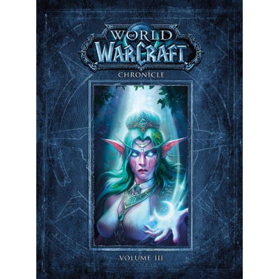 World of Warcraft: Chroniken 3, Englisch