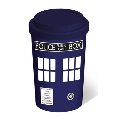 Doctor Who Travel Mug Tardis
