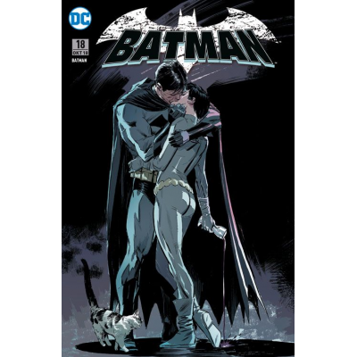 Batman (Rebirth) 18, Variant (1.111) - Batman-Tag