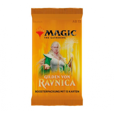 MTG - Gilden von Ravnica Booster Pack, Deutsch