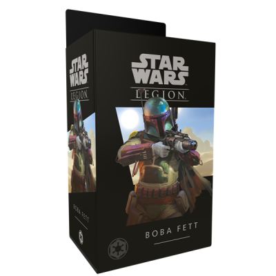 Star Wars Legion: Boba Fett Commander-Expansion,...