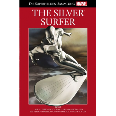 Hachette Rote Marvel Collection 40: Silver Surfer