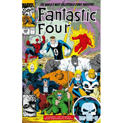 Fantastic Four & die X-Men Collection von Art Adams HC...