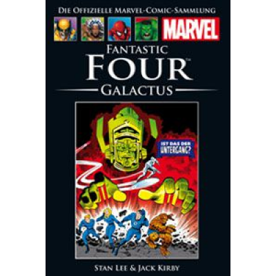 Hachette Marvel Collection 72: Fantastic Four - Galactus...